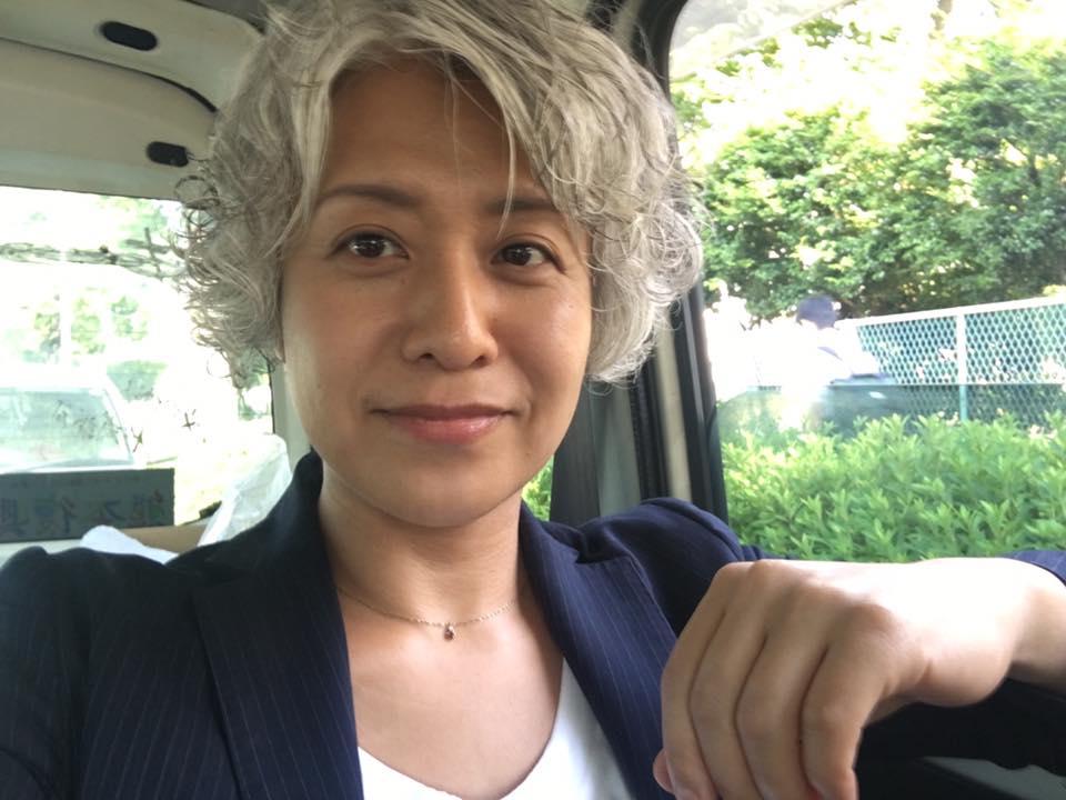 行方知れずとなっていたTさんの無事を確認するために熊本の氷室建設様へ向かう車中